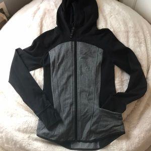 Ivivva full zip hooded jacket
